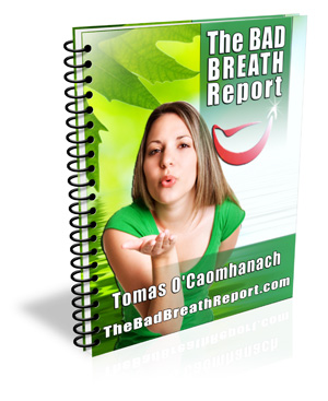 Bad Breath Cure eBook